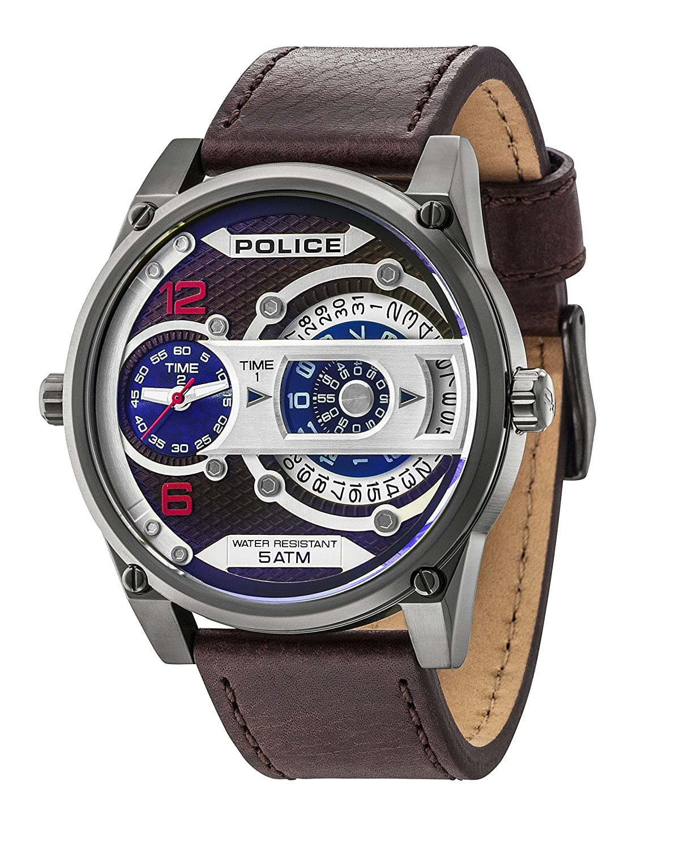 Police Herren-Armbanduhr 14835JSU-12
