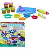 PLAY-DOH B0307EU80 Sweet Shoppe Cookie Creations Tray