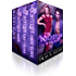 The Nightlife Series Box Set Books 1-4 (Vampire Harem, Paranormal Love Triangle)