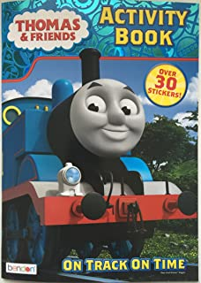 Thomas the Train Coloring Book: Thomas and Friends Coloring Book ...
