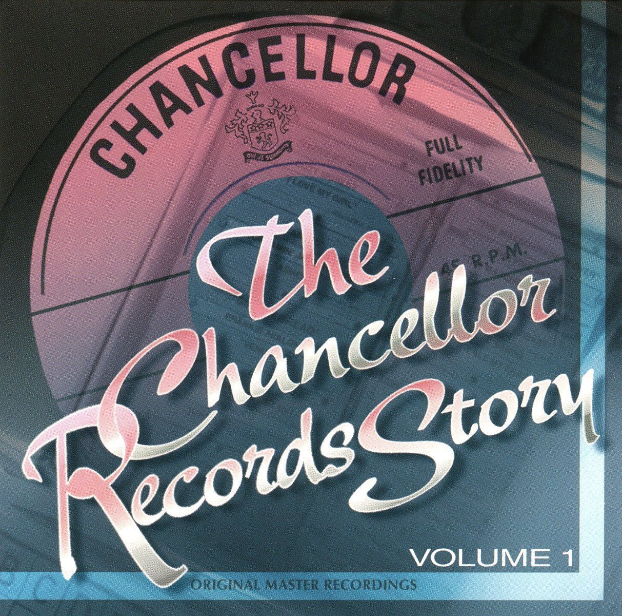 VARIOUS ARTISTS - The Chancellor Records Story, Volume 1 - Amazon ...