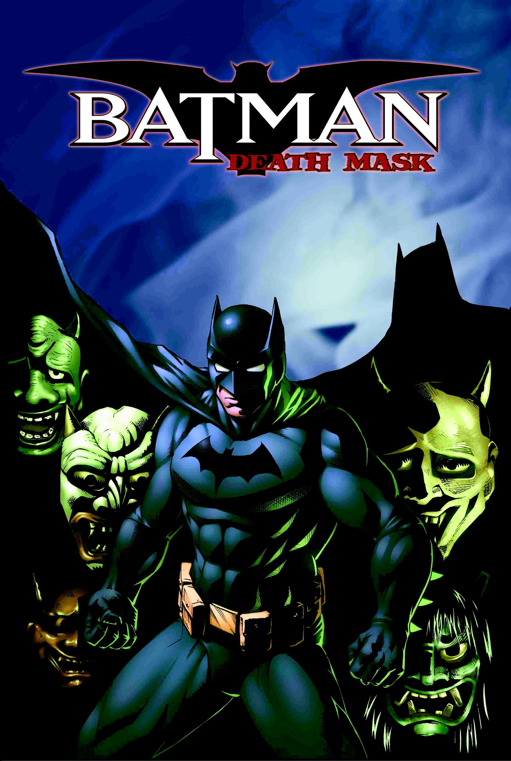 Batman Death Mask pdf