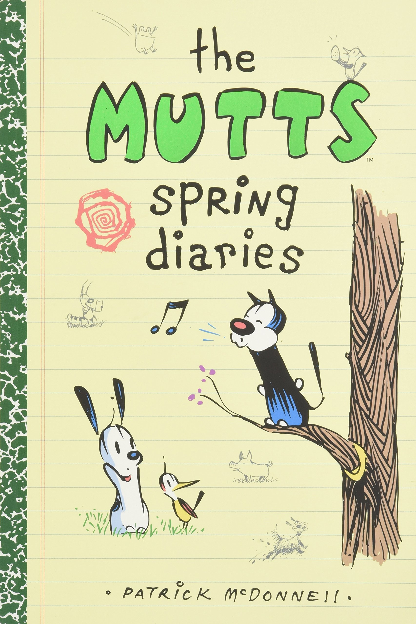 The Mutts Spring Diaries (Mutts Kids): Patrick McDonnell: 9781449485146:  Amazon.com: Books
