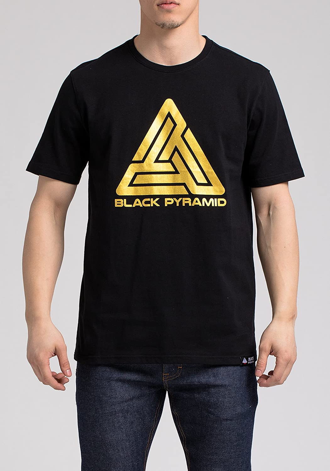 Gold Pyramid SS Shirt