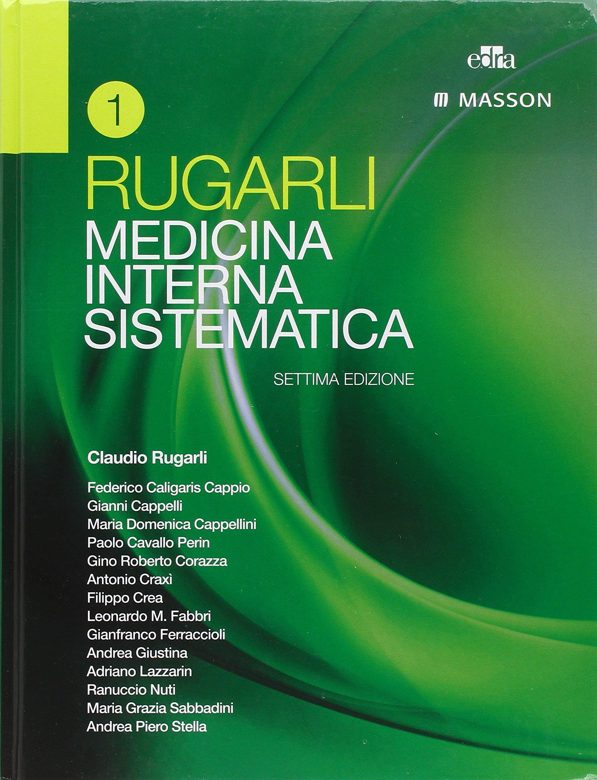 rugarli medicina interna 6 edizione