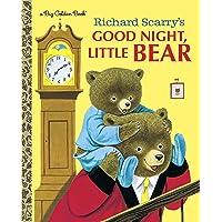 Richard Scarry's Good Night, Little Bear