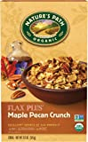 Nature's Path Organic Cereal, Flax Plus Maple Pecan Crunch, 11.5 Ounce Box (Pack of 6)
