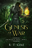 Genesis of War (The Realm of Areon Book 1)