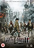Attack on Titan: The Movie - Part 2: End of the World [DVD] [Reino Unido]