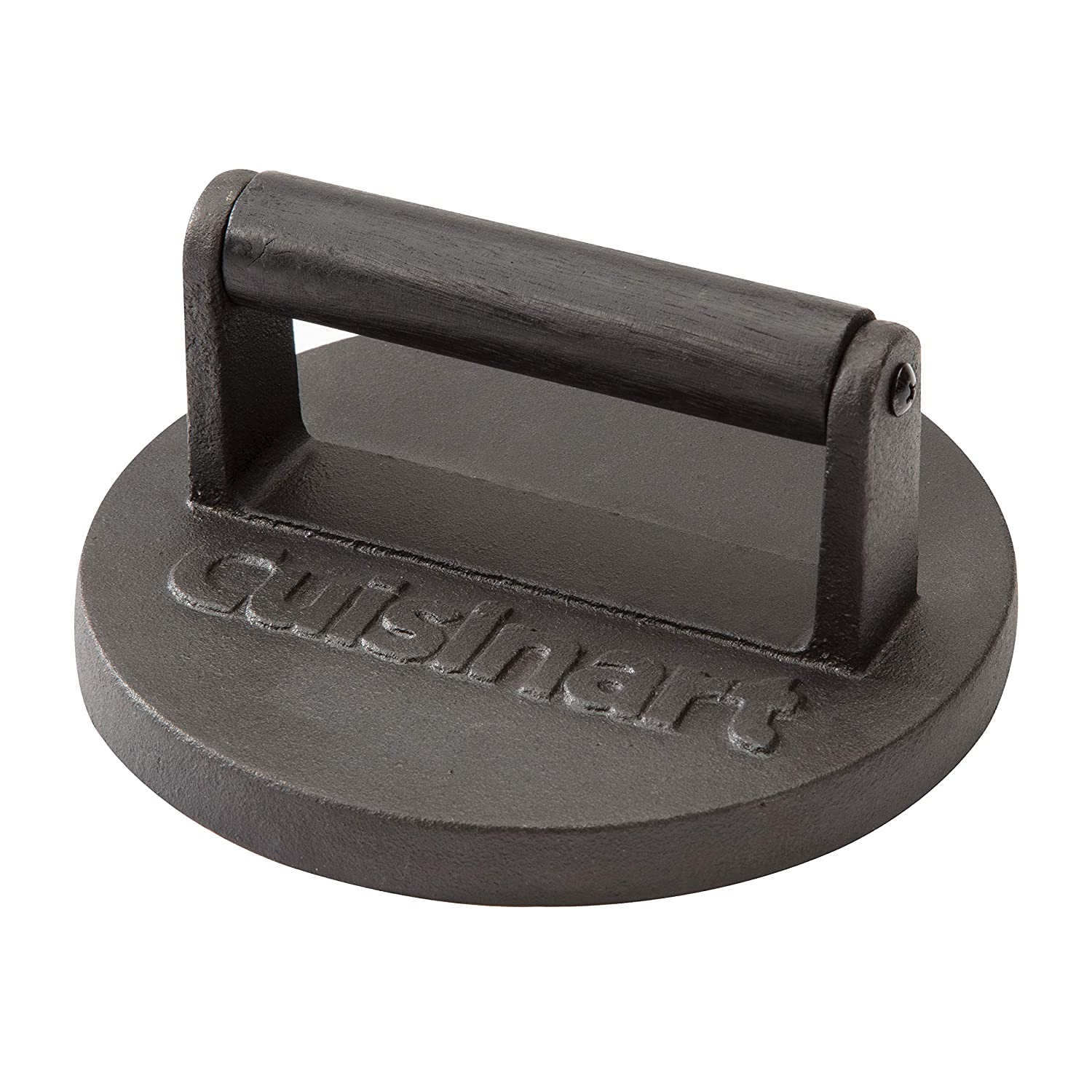 Cuisinart CISB-111 Smashed Burger Press, Cast Iron