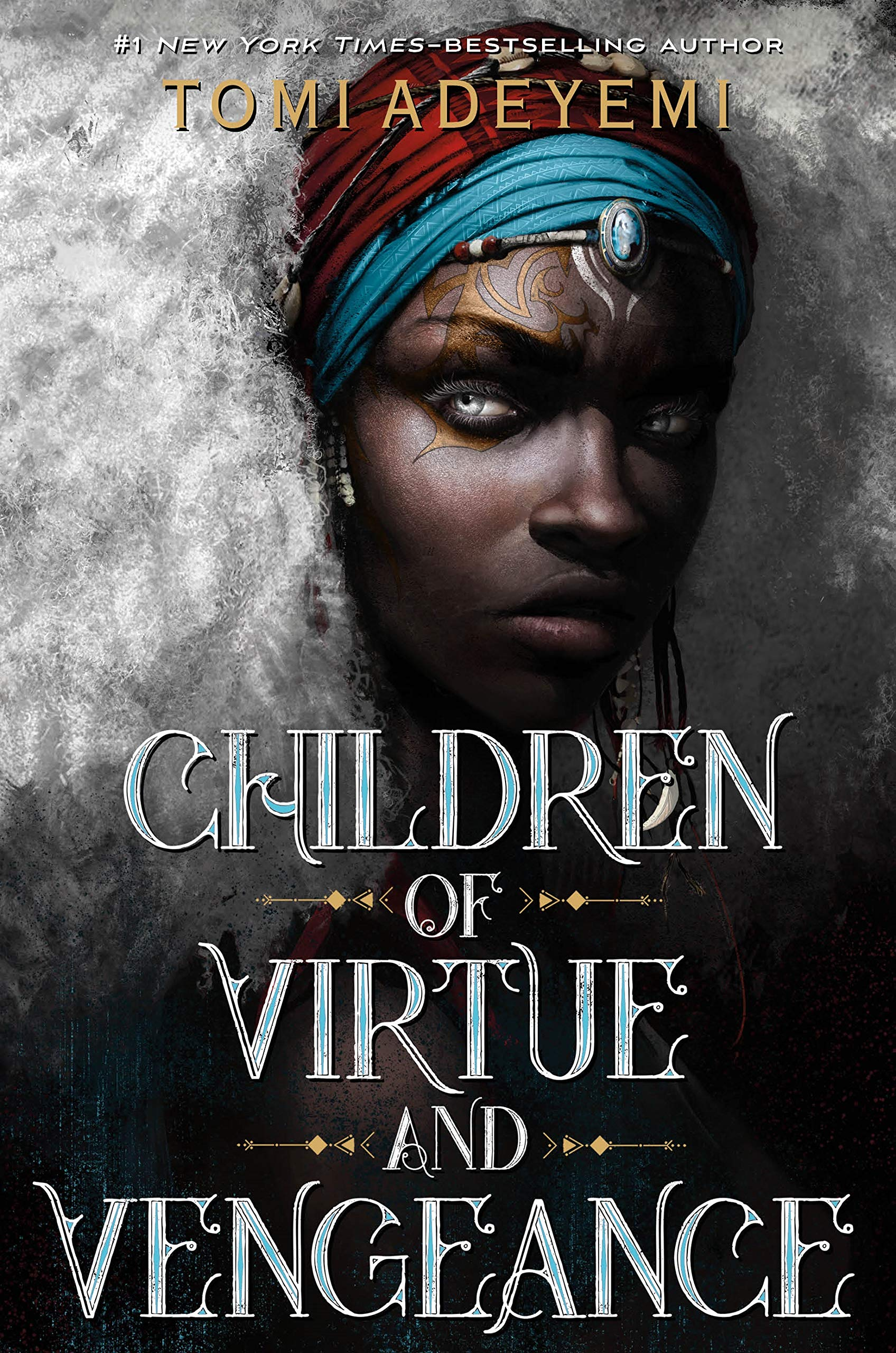 Amazon.com: Children of Virtue and Vengeance (Legacy of Orisha ...