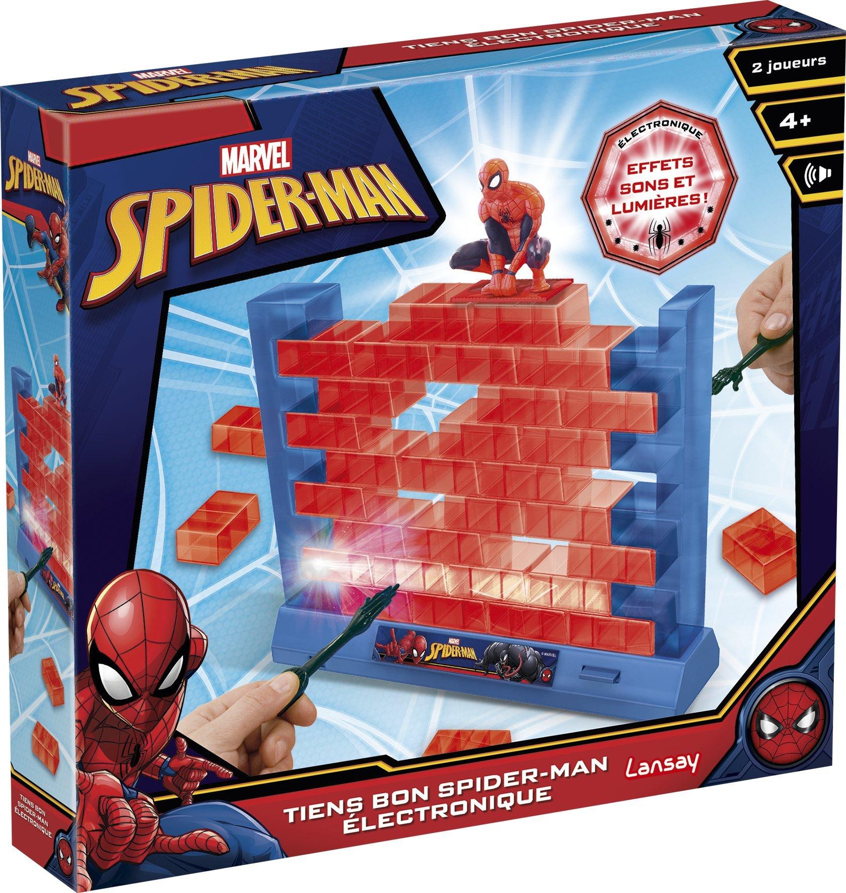 Lansay - 75046 - Tiens Bon Spiderman Électronique product image