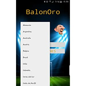Balon oro 2016: Amazon.es: Appstore para Android
