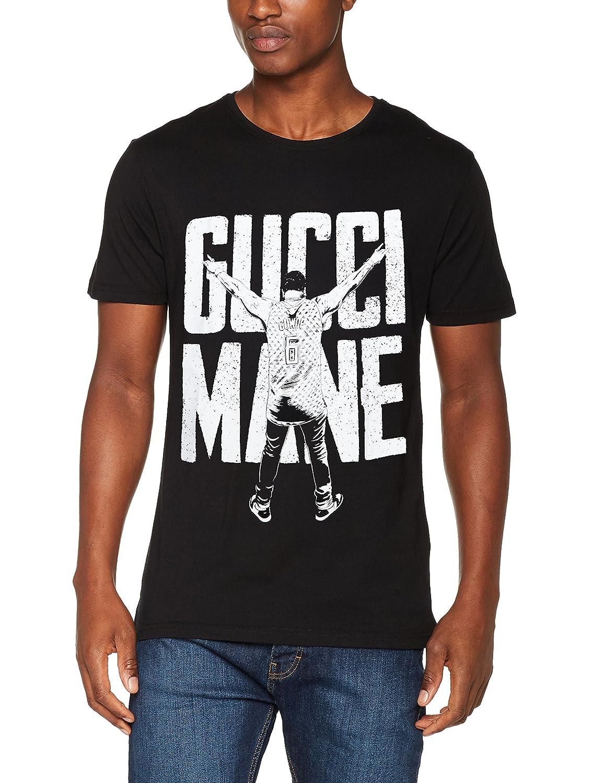 MERCHCODE Merch Código Hombre Gucci goldmane Victory tee - Camiseta: Amazon.es: Deportes y aire libre