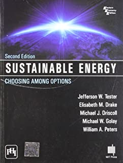 Sustainable Energy Choosing Among Options Pdf