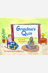 Grandma's Quilt: A Rhyme for Young Readers (QuickTurtle books Presents Rhyme for Young Readers Series) Kindle Edition