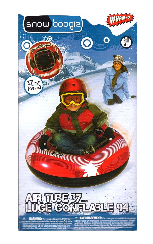 Wham-O Snow Boogie Red White Air Tube 37 Snow Tube Sled