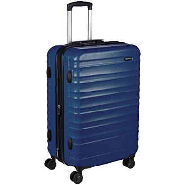AmazonBasics Hardside Spinner Luggage - 24-Inch