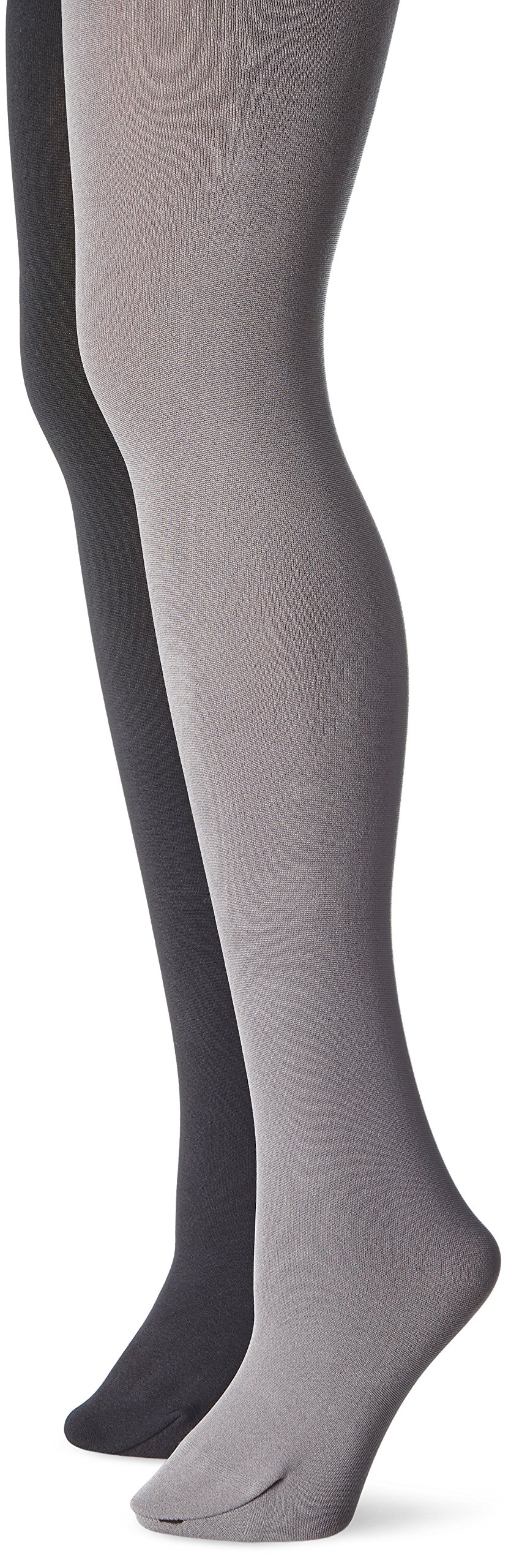 5ea094b94bd MUK LUKS womens not applicable Women s Fleece Lined 2-pair Pack Tights  product image