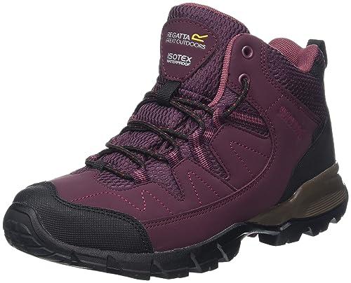 fbe1e954c56 Regatta Lady Holcombe Mid, Women's High Rise Hiking Boots