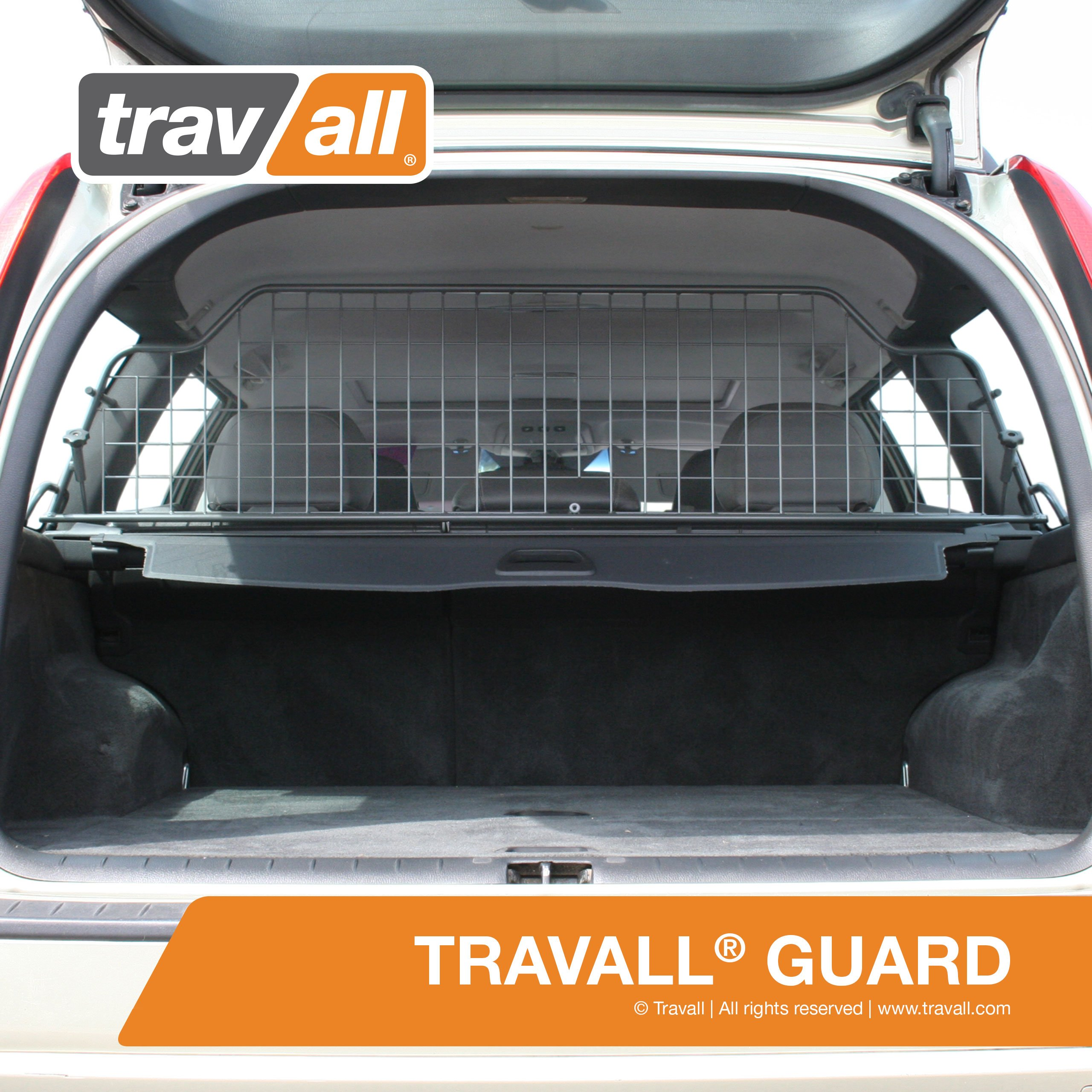 VOLVO XC70 V70 Estate Pet Barrier (2000-2007) Original Travall Guard TDG1242 by Travall