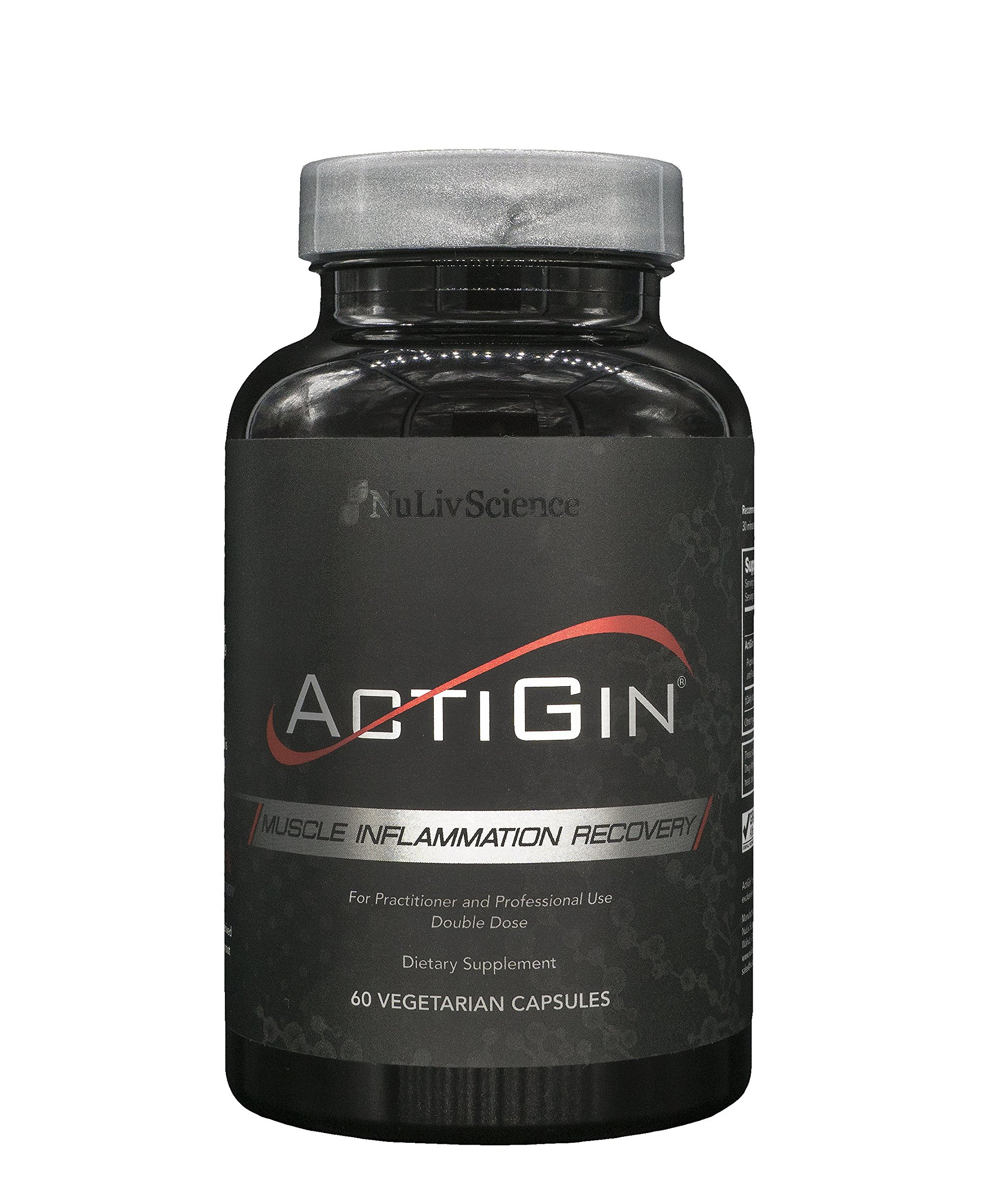 ActiGin Glycogen FUEL and Muscle Recovery for best post workout supplement on the market
