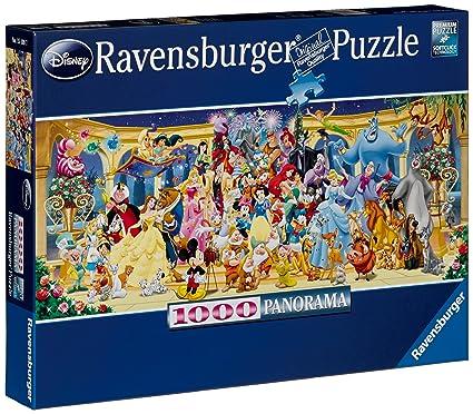 Amazon ravensburger disney panoramic jigsaw puzzle 1000 piece ravensburger disney panoramic jigsaw puzzle 1000 piece gumiabroncs Images