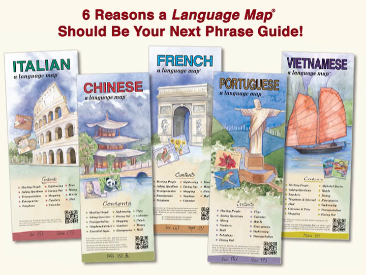 FARSI A Language Map Kristine K Kershul Amazon - Farsi language map
