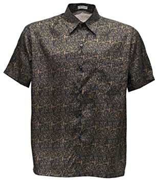 b02255b0c Camisa para hombre de manga corta