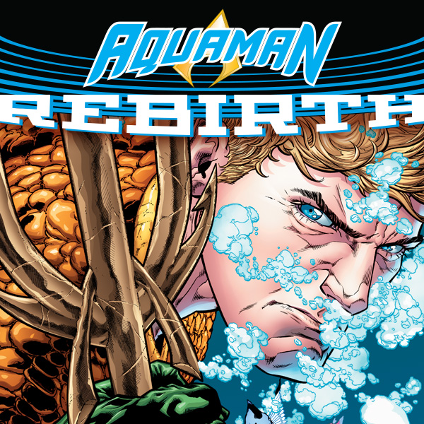 Aquaman (2016-) (Issues) (22 Book Series)