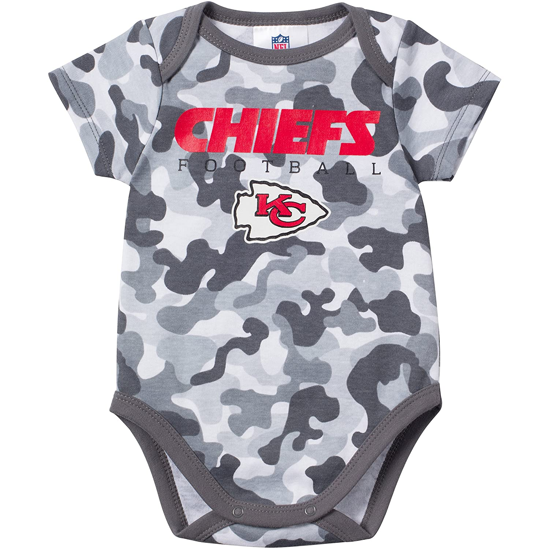 6-12 Months Pink Gerber Childrenswear NFL New England Patriots Girls 20182 Pack Long sleeve Bodysuit