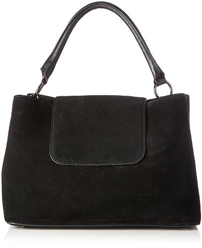 Sewell Park Pure, Womens Shoulder Bag, Schwarz (Black), 32x12x34 cm (B x H T) Steffen Schraut