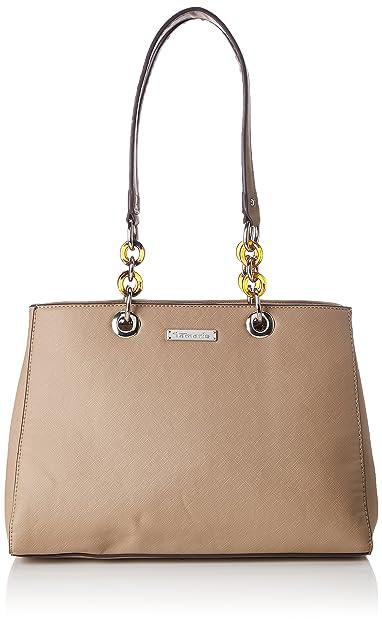 Tamaris Damen Rania Shoulder Bag Schultertasche, 14x25x34,5 cm