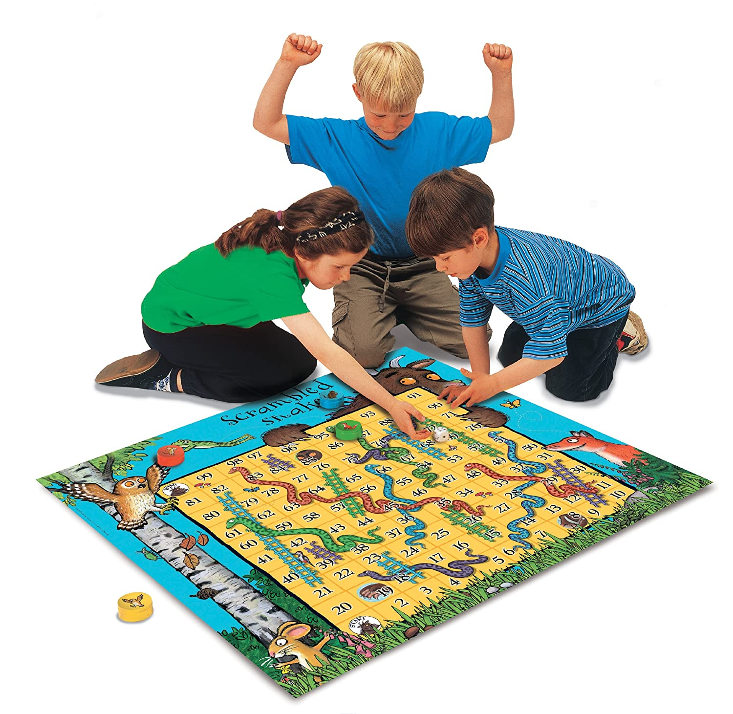 60/% Off Retail Giant Snakes And Ladders