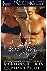 The Best Thing Yet (McKingley Book 2) Kindle Edition