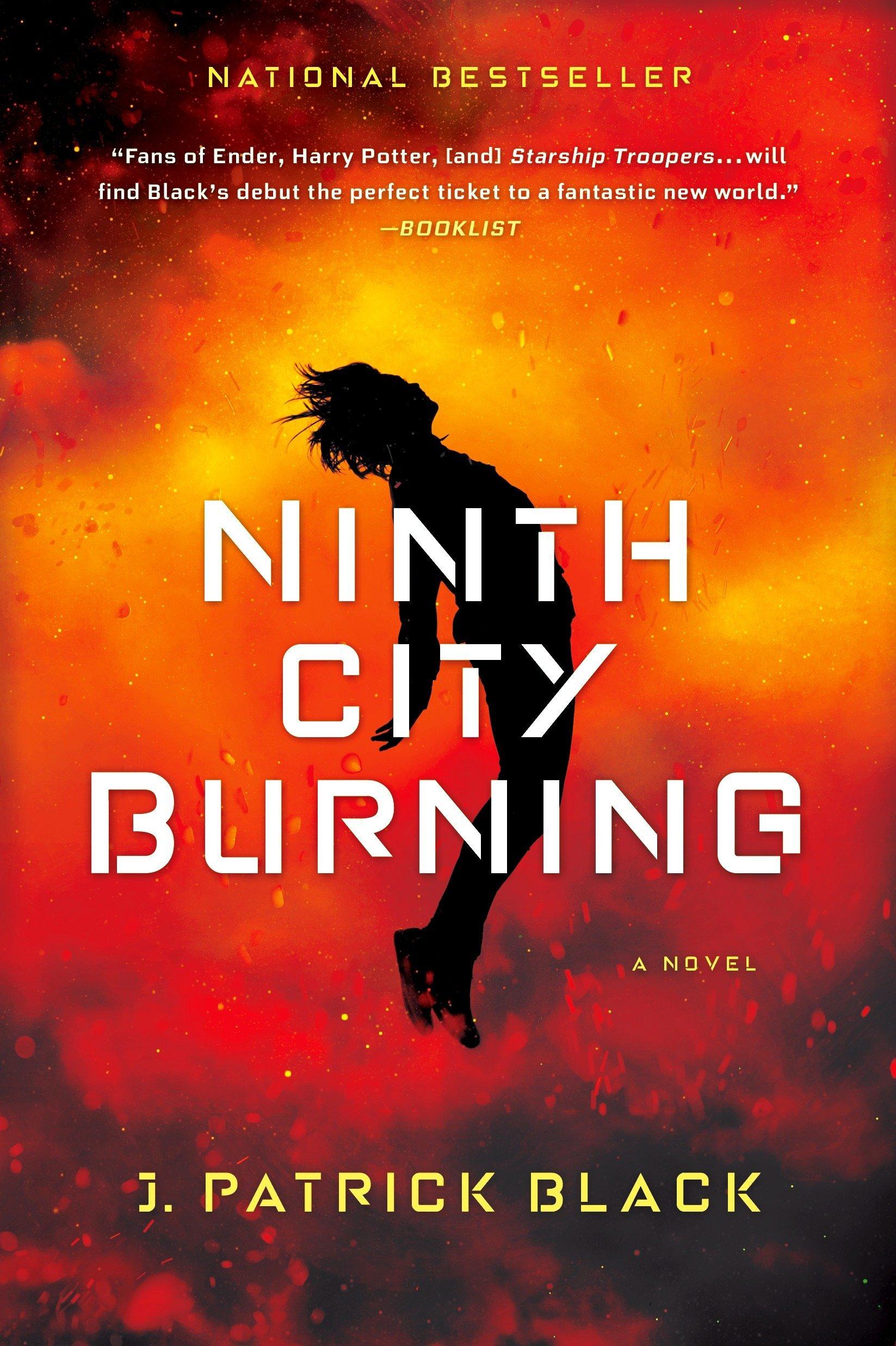 Ninth City Burning (War of the Realms Novel, A) pdf epub