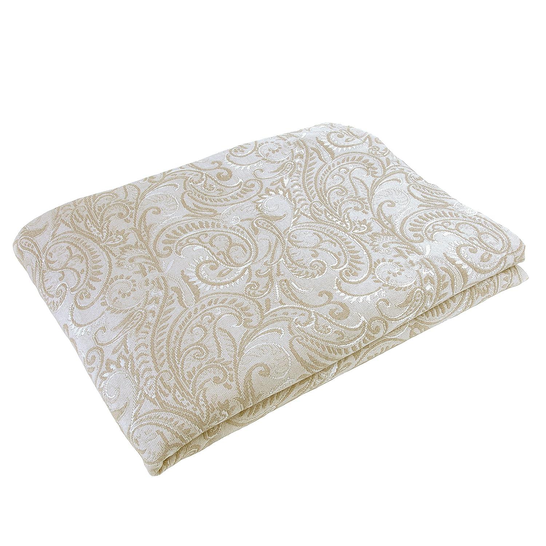 Stylemaster Provence Matelasse ベッドスプレッド 様々な色とスタイル クイーン シルバー PROVENCE B00EJ959J0