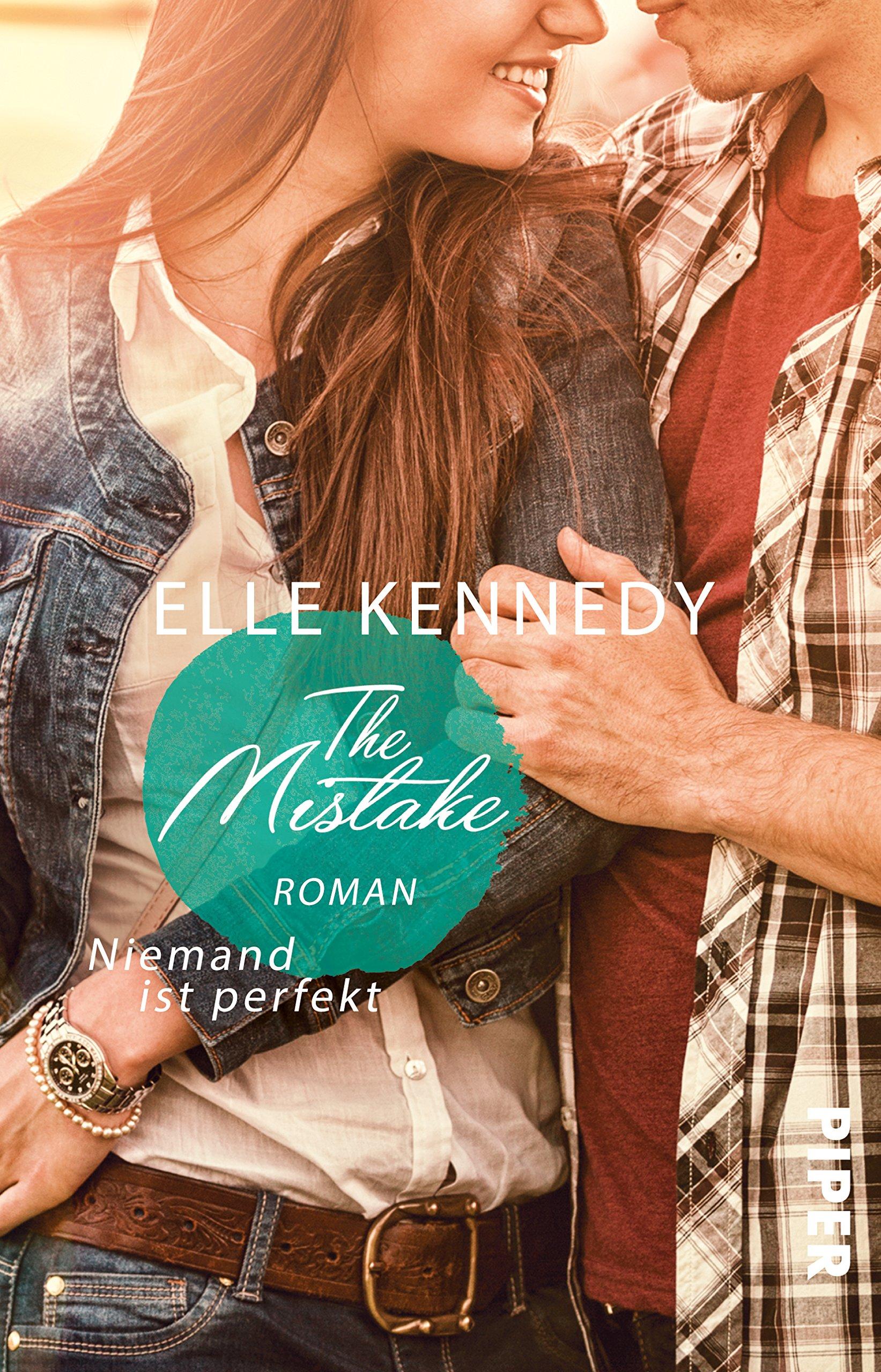 The Mistake – Niemand ist perfekt: Roman (Off-Campus, Band 2)