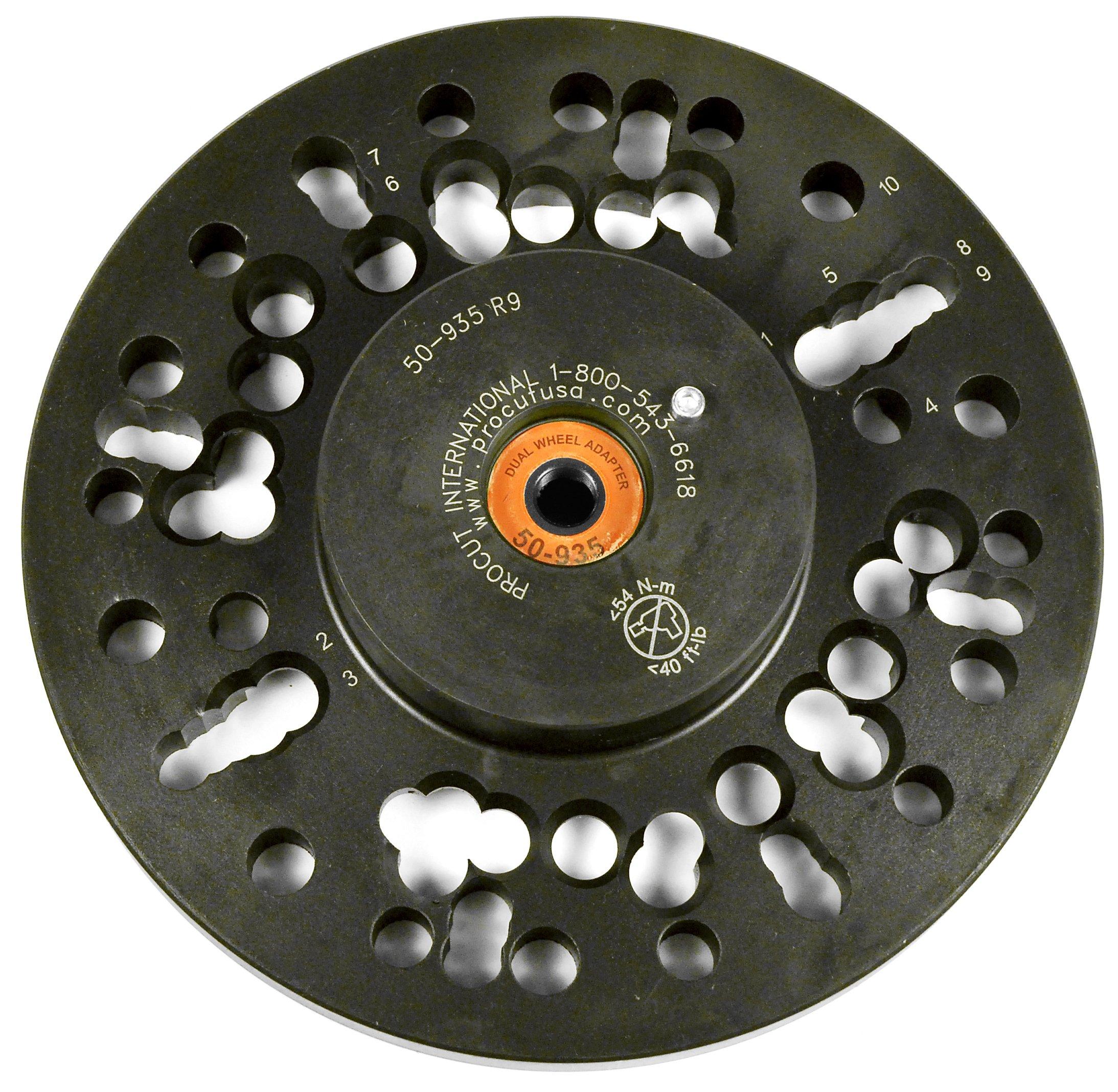 Pro-Cut 50-935 R9 DUAL WHEEL TRUCK ADAPTER