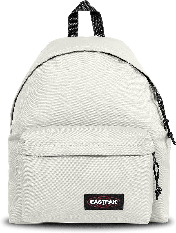 sac eastpak gris en exellent état avec des compartiment à l'intérieur