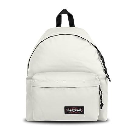 design di qualità e2a3c 2a4ce Eastpak Padded Pak'R Zaino, 40 cm, 24 L, Bianco (Free White)