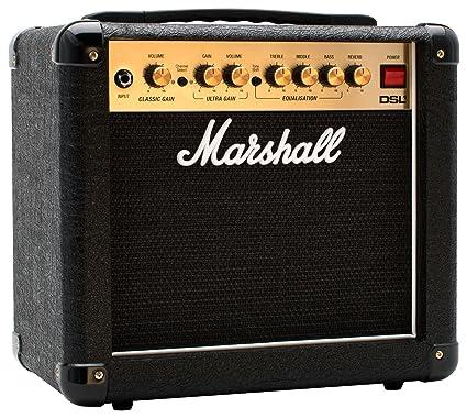 Marshall DSL1C 1w Combo Amplificador de Guitarra