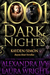 Kayden/Simon: Bayou Heat Novellas Kindle Edition