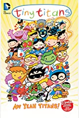 Tiny Titans Vol. 8: Aw Yeah Titans! Kindle Edition