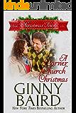 A Corner Church Christmas (Christmas Town Book 6)