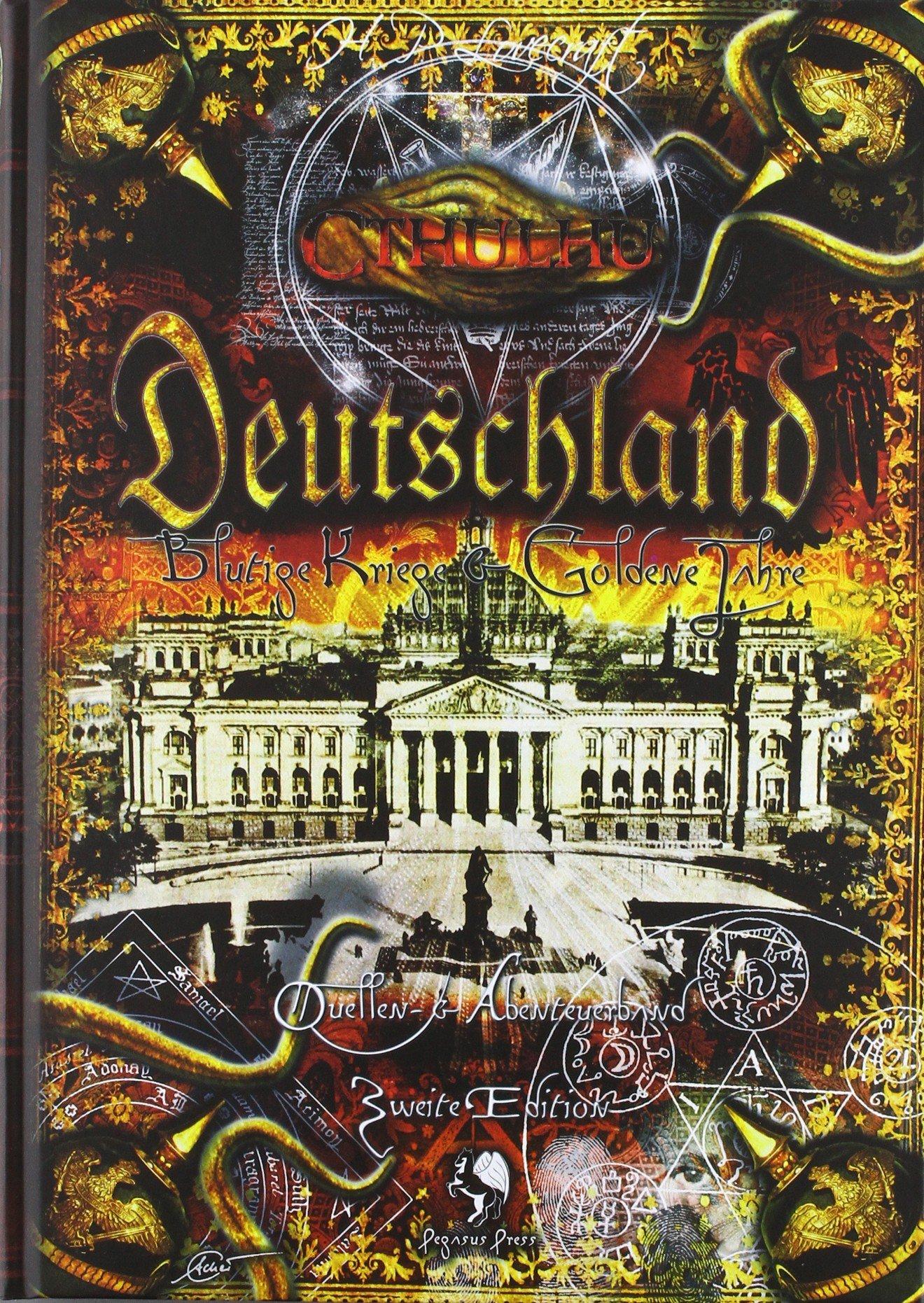 Deutschland – Blutige Kriege & goldene Jahre