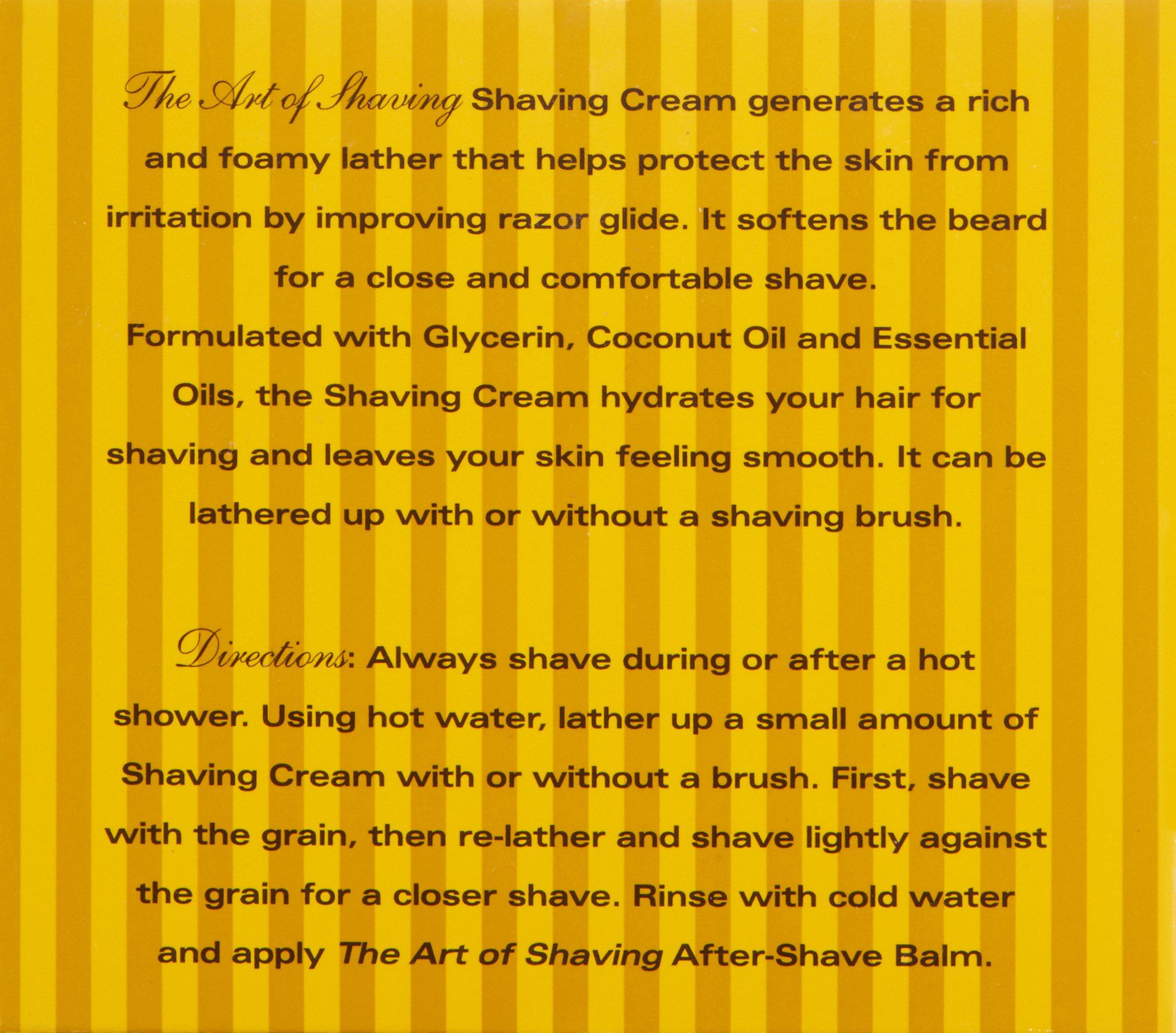 The Art of Shaving Shaving Cream, Lemon, 5 fl. oz. by The Art of Shaving (Image #7)