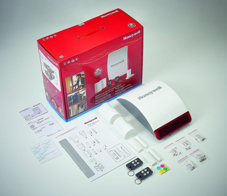 Honeywell HS321S - Rápida alarma para el hogar inicio ...