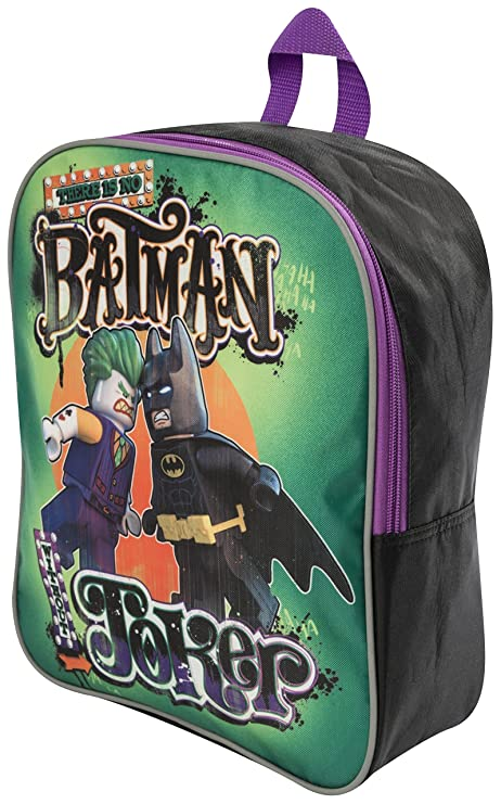 47ee89789e81 LEGO Batman Movie Batman vs Joker Backpack  Amazon.co.uk  Luggage