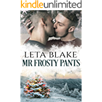 Mr. Frosty Pants: A Gay Christmas Romance